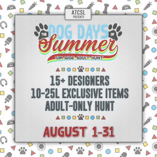 ATCSL Dog Days of Summer Hunt August 2020
