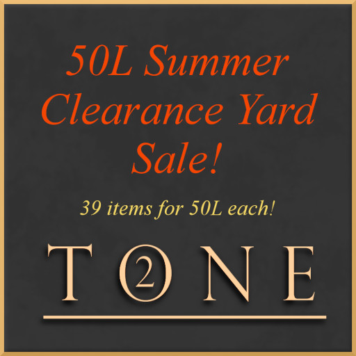 Tone 2 Summer Cleanrance Sale July 2020