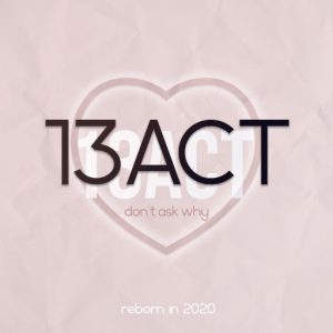 13Act Shop Opening Event September 2020