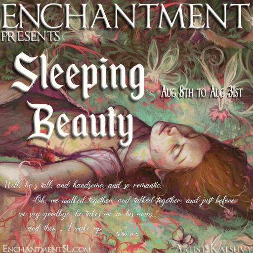 Enchantment - Sleeping Beauty - August 2020