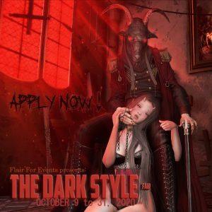 FFE The Dark Style Fair October 2020