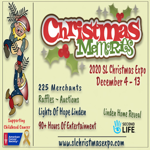 SL Christmas Expo December 2020