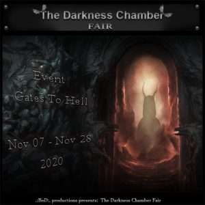 The Darkness Chamber Fair Gates To Hell November 2020