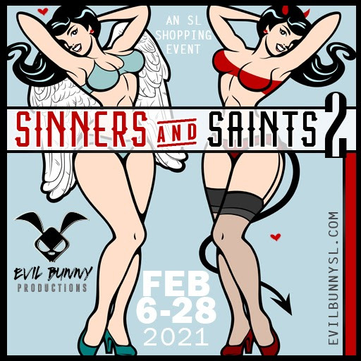 Sinners And Saints February 2021