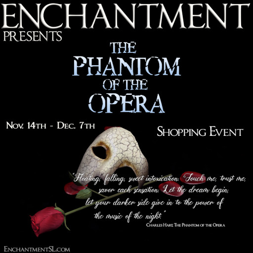 Enchantment Phantom of the Opera November 2020