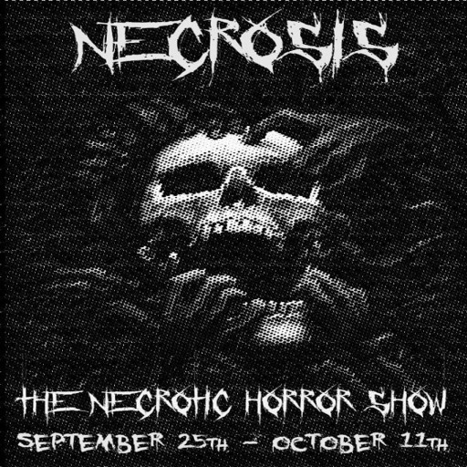 Necrosis Necrotic Horror Show September 2020