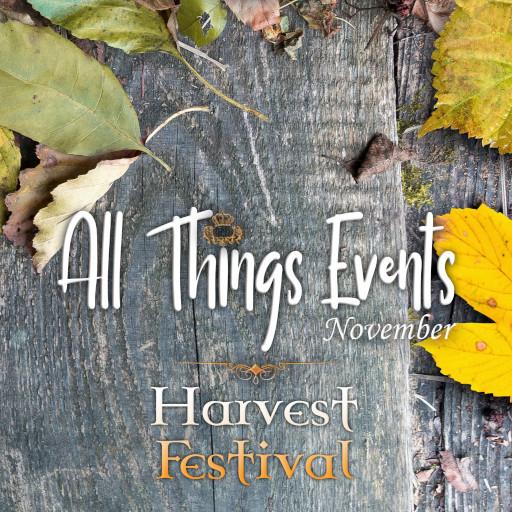 All Things Events Harvest Fest November 2020