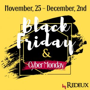 Black Friday and Cyber Monday by Redeux 2020