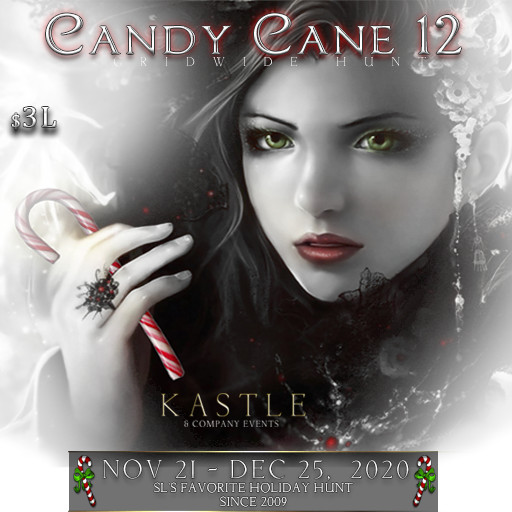 Candy Cane Hunt 2020