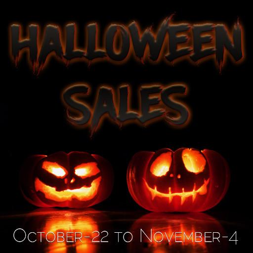 Halloween Sales October 2020
