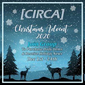 CIRCA Christmas Advent Event December 2020