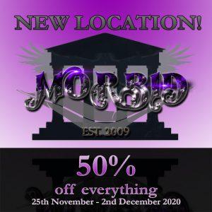 MORBID Moving Poster