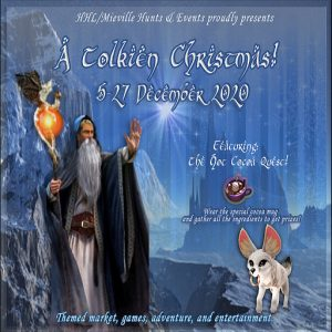 Mieville A Tolkien Christmas 2020