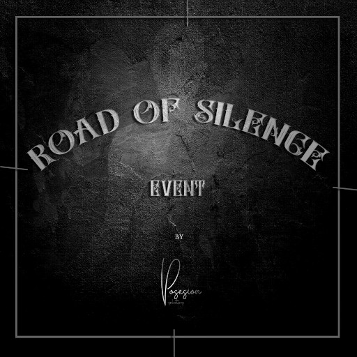 Road of Silence Event Logo