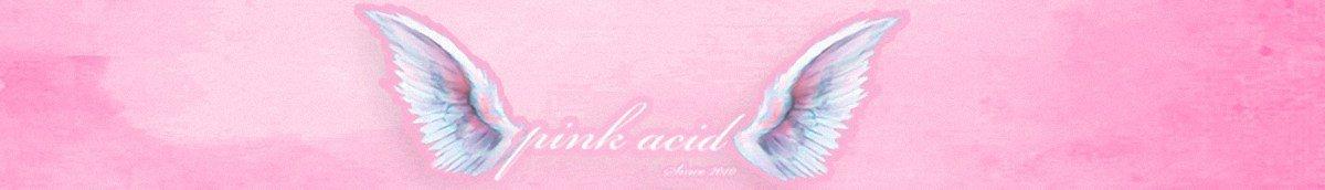 Pink Acid Banner