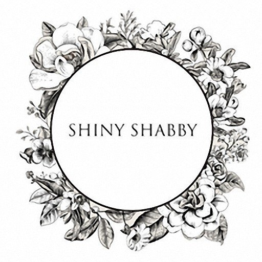 Shiny Shabby – May 2019