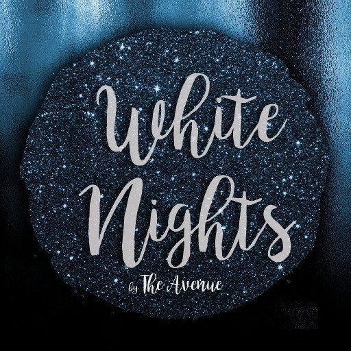 The Avenue-White-Nights-Logo
