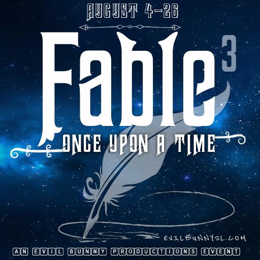 FABLE3 Aug 2018