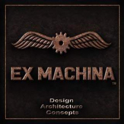 Ex Machina by Hattie Panacek