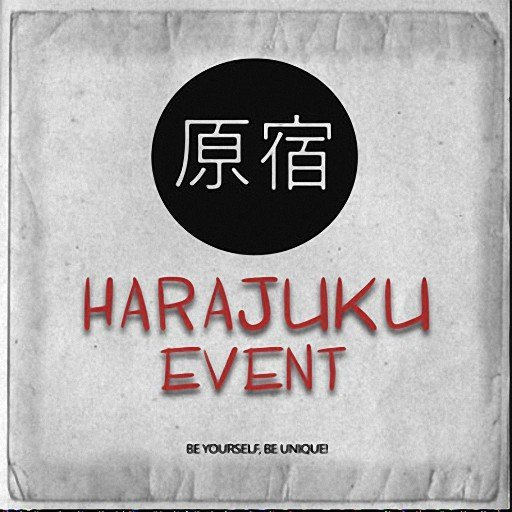 HARAJUKU Event