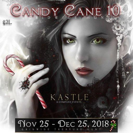 Candy Cane Dec 2018