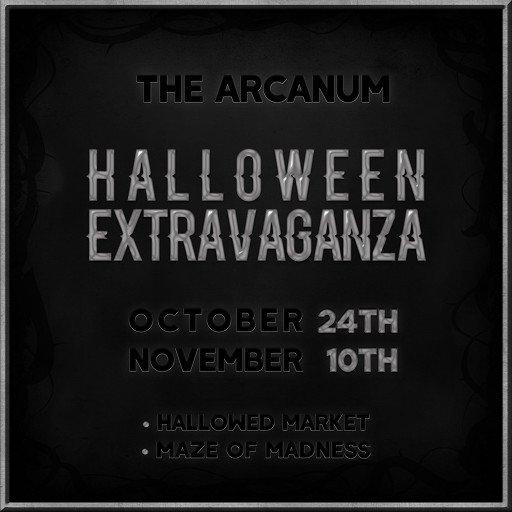 The Arcanum Halloween