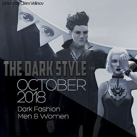 The Dark Style October 2018