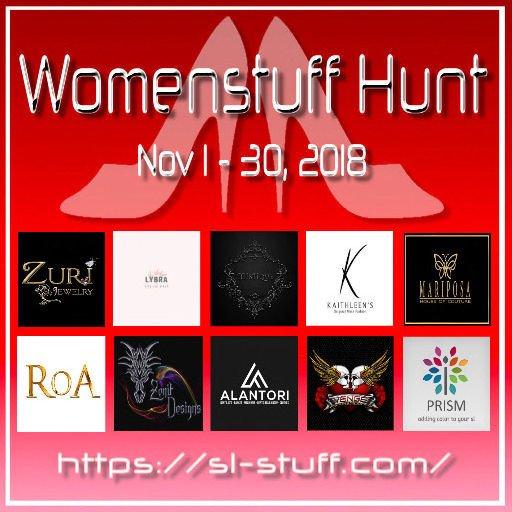 Womenstuff Hunt 2018