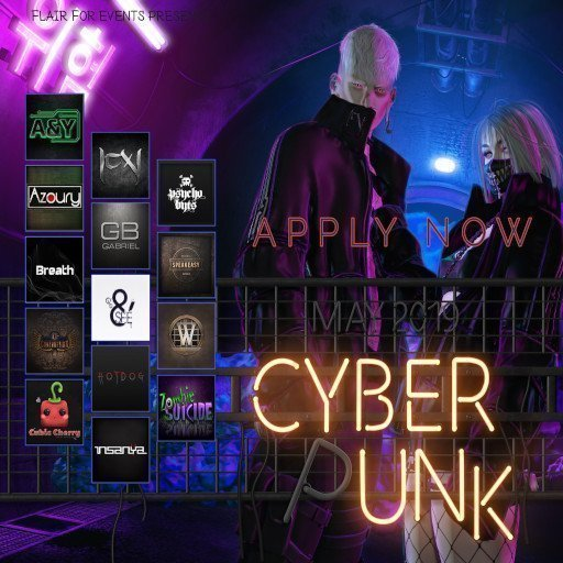 CYBER/PUNK FAIR! – May 2019