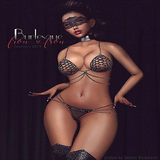 Frou Frou - Burlesque Feb 2019