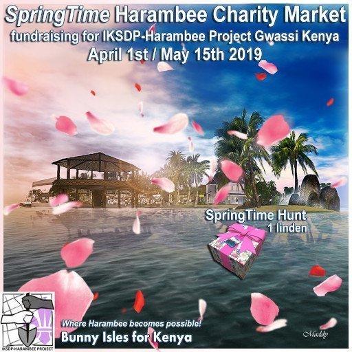 Harambee SpringTime Market & Hunt