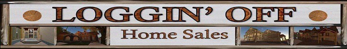 Loggin Off Homes Banner