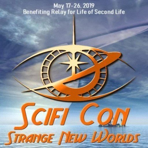 SCIFI Con: Sci Fi Stories – May 2019