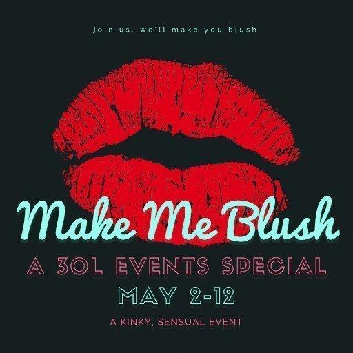 Make Me Blush May 2019