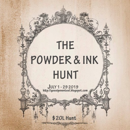 Powder and Ink Hunt 2019