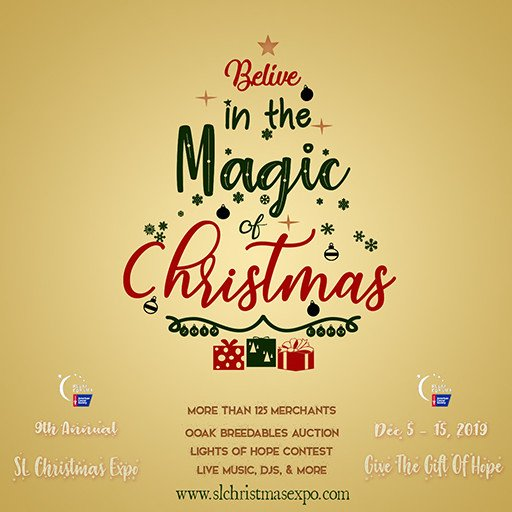 SL Christmas Expo - Magic Of Christmas - 2019 Gold
