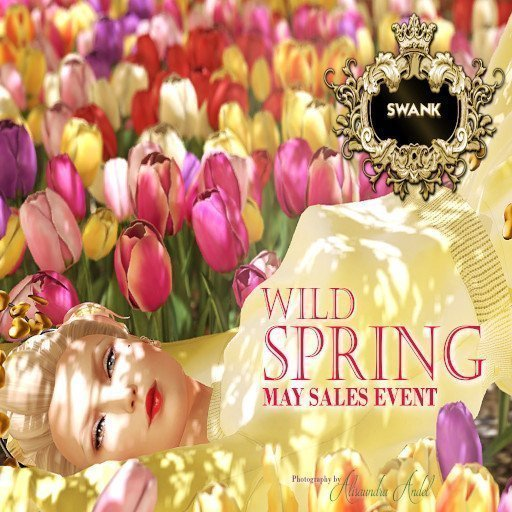 SWANK – WILD SPRING – May 2019