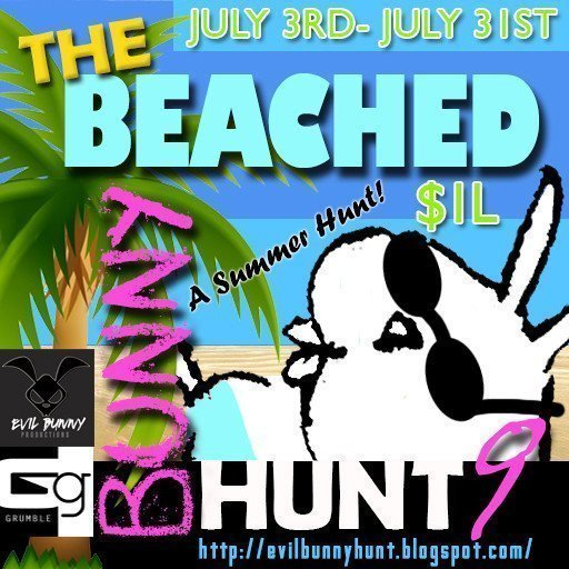The Beached Bunny Hunt July 2019