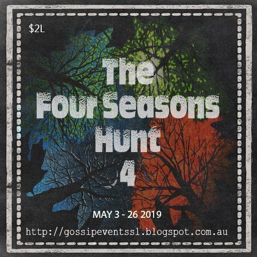 The Four Seasons Hunt 4 – May 2019
