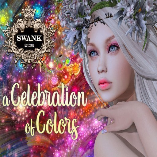 Swank Celebration of Colors June 2019