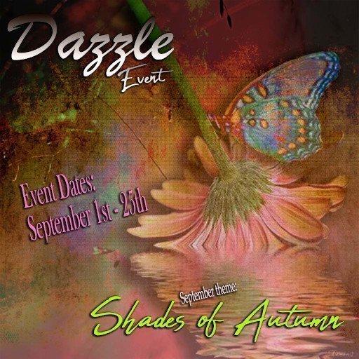 Dazzle Event September 2019
