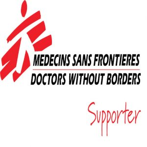 The Spoonful of Sugar MSF Supporter Logo