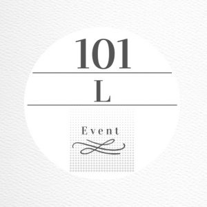 The 101L Event Logo 2021