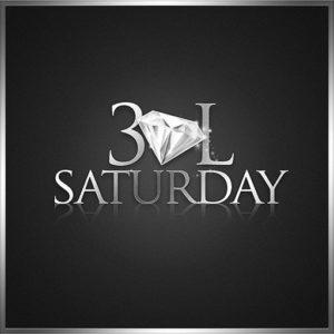 The 30L Saturday Logo