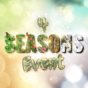 The 4 Season Event Logo