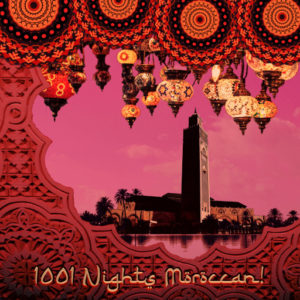 The ATE 1001 Nights Moroccan Sign