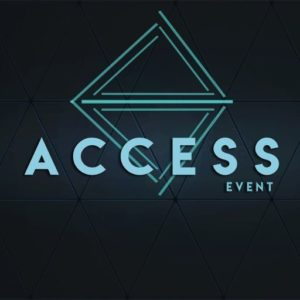 The Access Events Logo