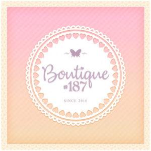 The Boutique 187 Logo