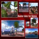 Bunny Isles for Kenya Collage