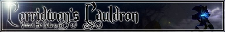 The Cerridwen's Caulderon Banner